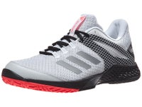 Adidas Adizero Ubersonic White Grey Pink Men S Shoe
