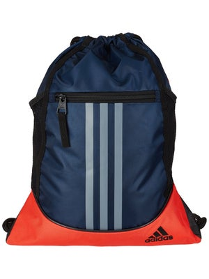 adidas Alliance II Sackpack Navy Red 247ae63870