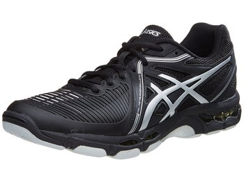 Asics Gel Ballistic Low Men S Shoes Black Silver