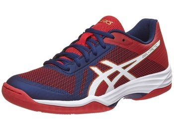 dac03f0990b ASICS Gel Tactic 2 Women s Shoes - Red Blue