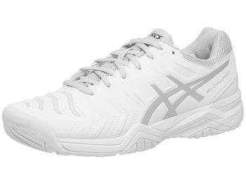 451605d93dbc Asics Gel Challenger 11 White Silver Men s Shoes