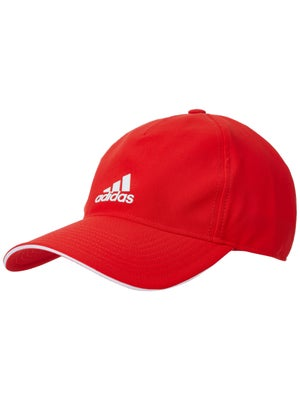 f7383f5a80514 adidas Spring Tennis C40 5 Panel Climalite Hat Red