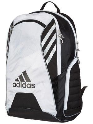 3cf8e107fd91 adidas Tour Tennis Racquet Backpack Black White