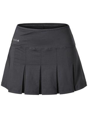 69e84fac7e Bolle Women's Core Pleated Skirt - Grey