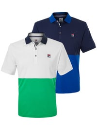 cc82ece7330 Fila Men's Tennis Apparel - Racquetball Warehouse