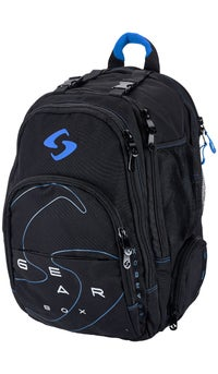 Gearbox M40 Racquetball Backpack - Black Blue 3ff5178ed2f6f