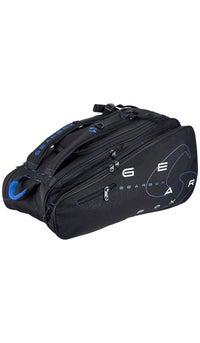 Gearbox M40 Club Racquetball Bag - Black Blue 870ded3488db9
