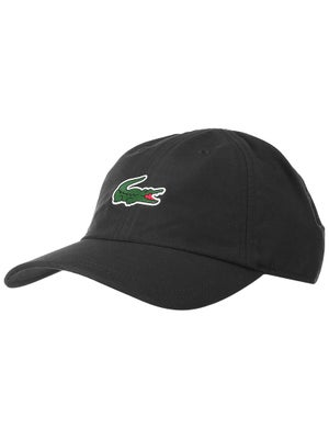 9030bbdf Lacoste Men's Sport Croc Hat Black