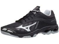 85e2a93a1496 Mizuno Wave Lightning Z4 Men's Shoes - Black/Silver