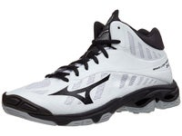 c66dc7f881a1 Mizuno Wave Lightning Z4 Mid Men's Shoes - White/Black