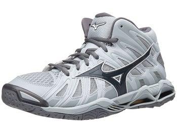 3ebf3cb130d0d Mizuno Wave Tornado X2 Mid Men's Shoes - Grey