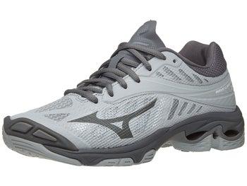 50dfad117282 Mizuno Wave Lightning Z4 Women's Shoes - Grey