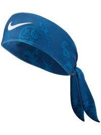 Nike Dri-Fit Fall Head Tie Green Abyss Print 8550f17198e