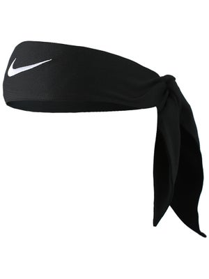 Nike Black Wrap Headband