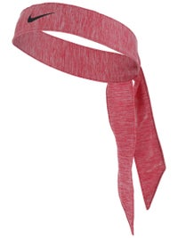 9c103aed9200 Nike Dri-Fit Skinny Head Tie Red Heather