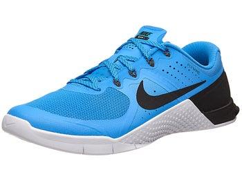 2a8efa00973 Nike Metcon 2 Men s Shoes - Blue Glow White Black