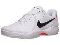 reputable site 7d496 e0aea Nike Air Zoom Resistance White Black Crimson Men s Shoe