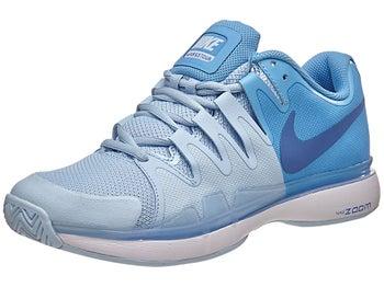 74881b74e2586 Nike Zoom Vapor 9.5 Tour Ice Blue Blue Women s Shoe