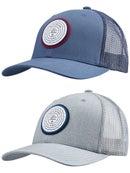 c30a5a93 Travis Mathew Men's Core Trip L Hat White