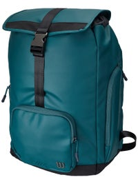 Wilson Women s Fold Over Backpack Bag Green 01e248eb14